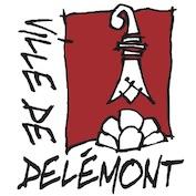 Ville de Delemont_logo Dubois couleur_logo sur papier entete